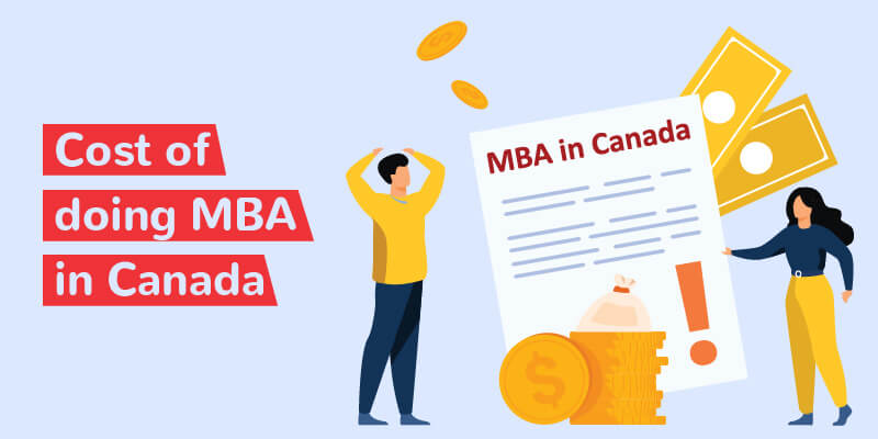 Cost of doing MBA in Canada