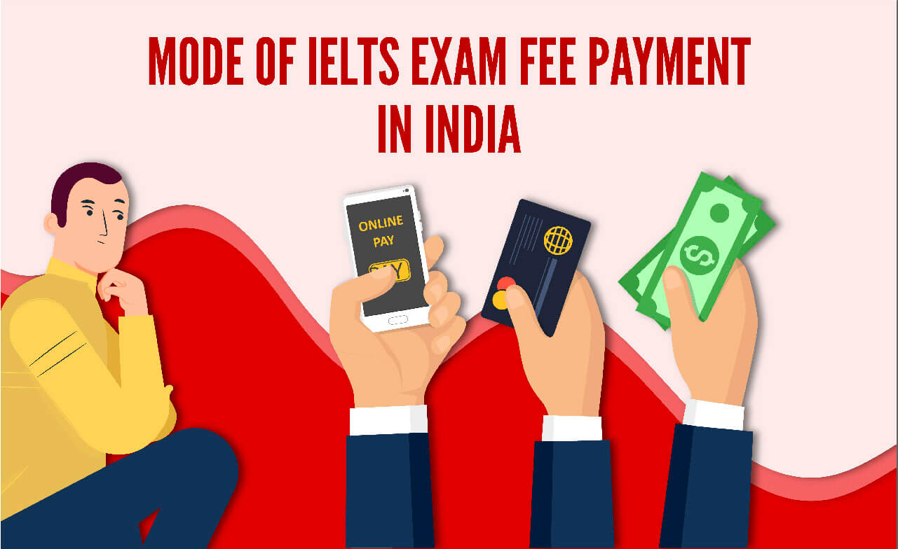 Ielts exam fees in india
