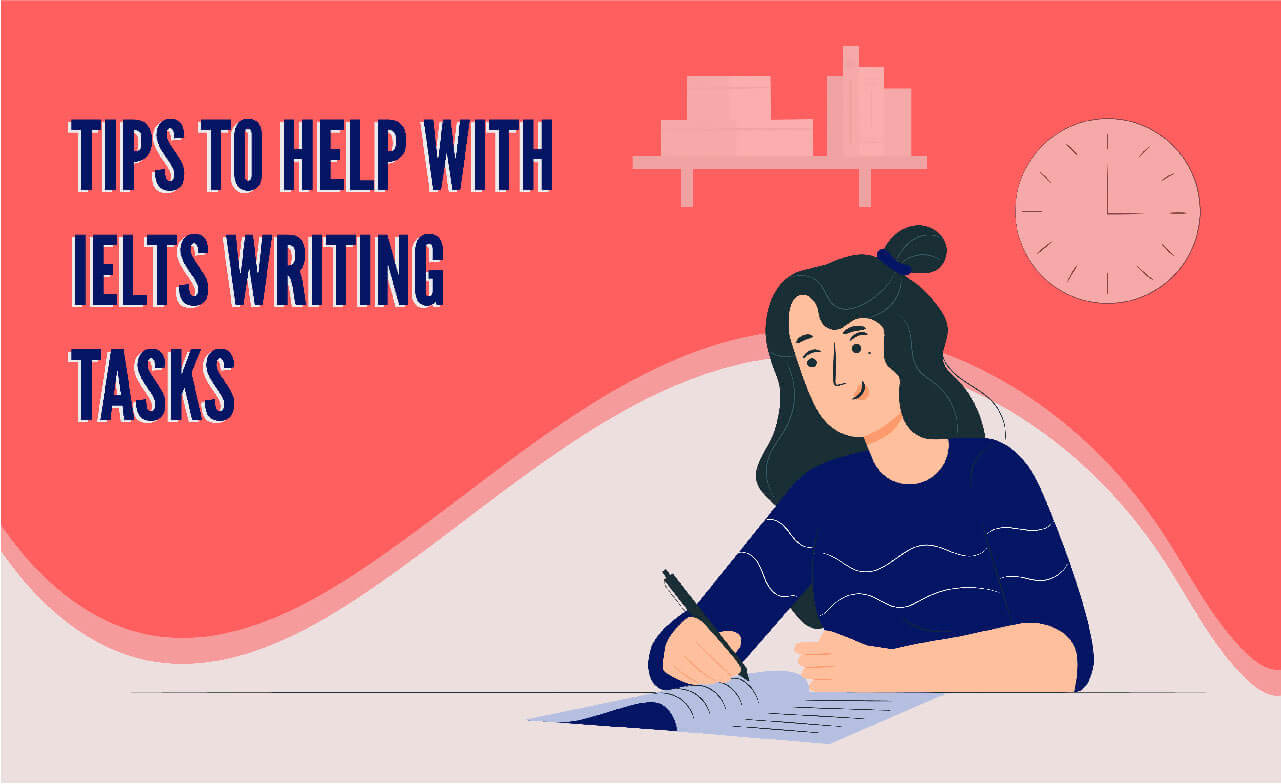 Writing tasks for IELTS