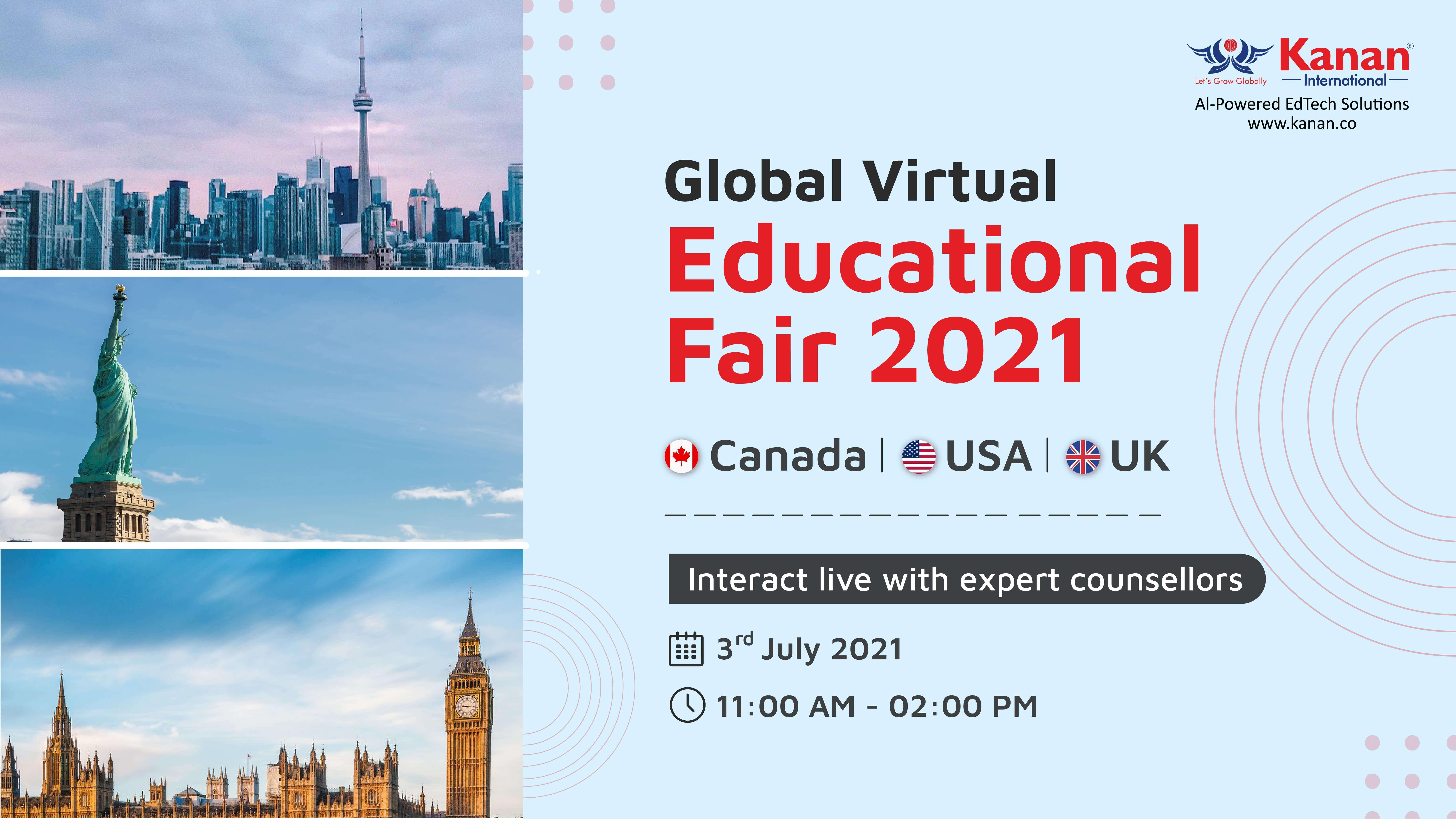 kanan global virtual fair
