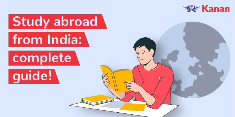 Study abroad from India: complete guide