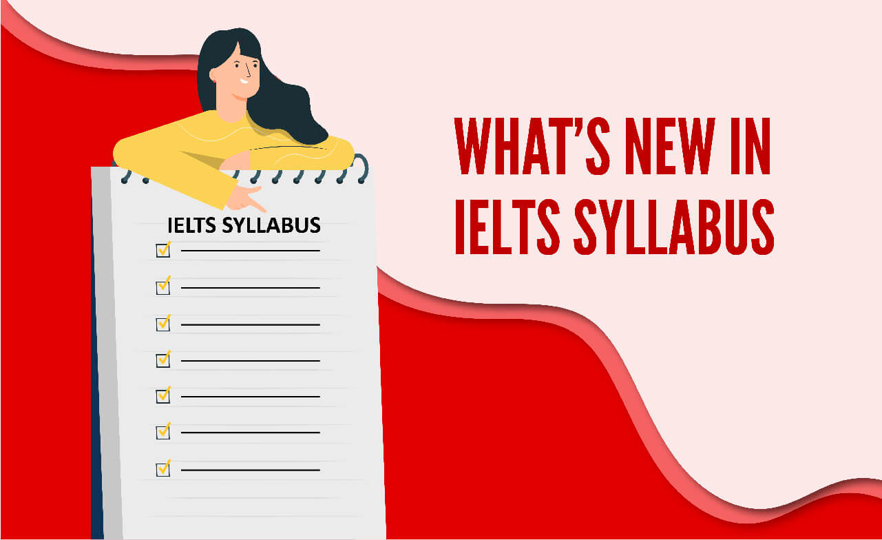 What are new changes in IELTS exam syllabus in India for 2021?