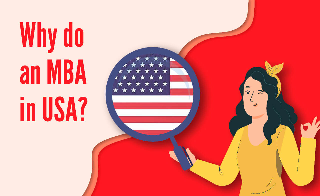 why do we study mba in usa