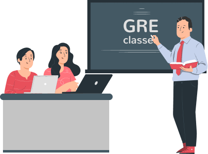 GRE classes in Anand and Vallabh Vidyanagar