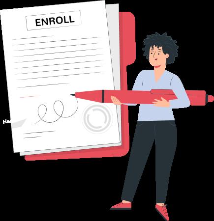 enroll gre courses in navsari