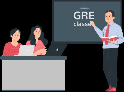 GRE Classes In Surat