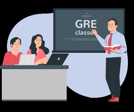 GRE Classes In Vadodara