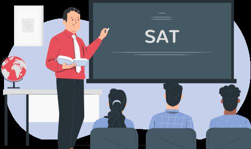 SAT coaching in ahmedabad