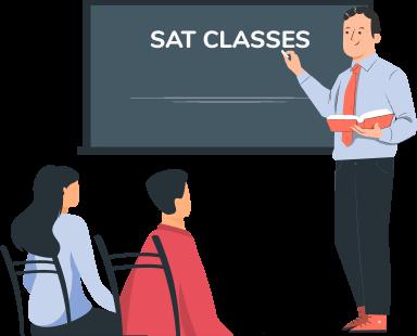 SAT Coaching in Navsari