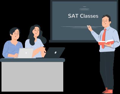 SAT classes in Surat