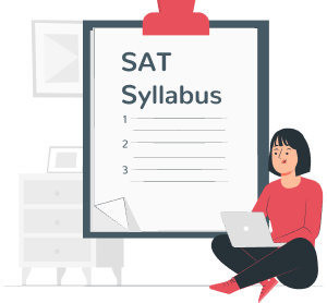 SAT Classes in Anand - Syllabus