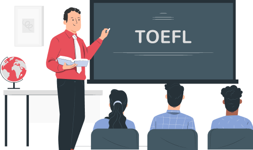 TOEFL classes in Chennai