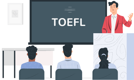 TOEFL classes in Vallabh Vidyanagar, Anand